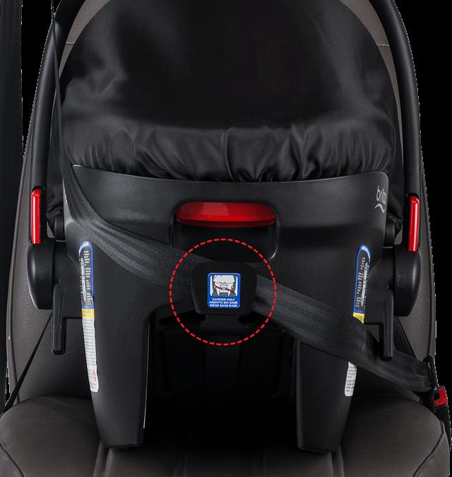 9958aaff7 Britax Endeavours Infant Car Seat - Spark