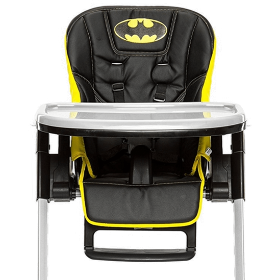 Magnificent Kidsembrace Deluxe High Chair Batman Machost Co Dining Chair Design Ideas Machostcouk