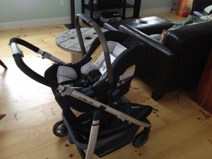 Im Thrilled This Adapter Allows Me To Use My Nuna Pipa Car Seat With UppaBaby Cruz Stroller
