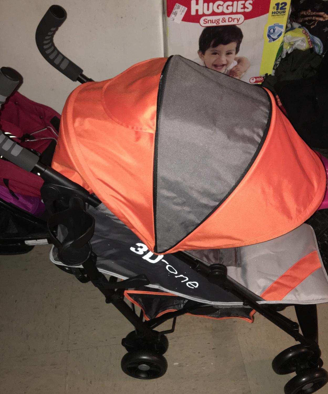 Summer Infant Go Lite Convenience Stroller Green