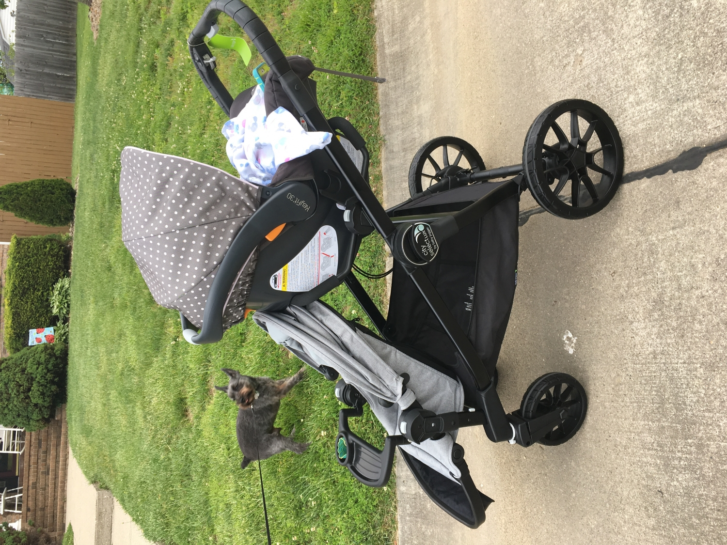 We Ordered This For Our Daughter To Use With Her New Stroller It Is Easy Attach The And Chico Car Seat Fits Just Right