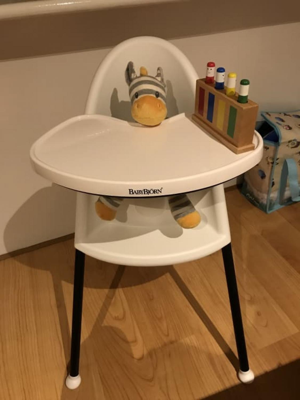 c21cae5dcf5 BabyBjörn High Chair - White