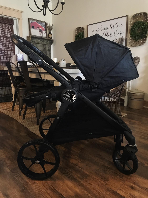 Baby Jogger City Premier Stroller Indigo