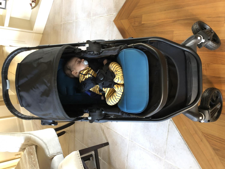 Baby Jogger City Premier Stroller Teal