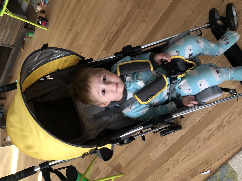 Summer Infant 3d Lite Stroller Hibiscus Pink