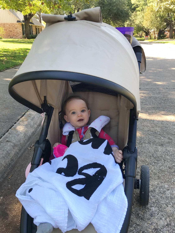 Baby Jogger City Lite Stroller Black