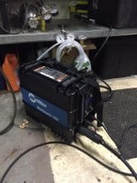 spool gun for millermatic 200