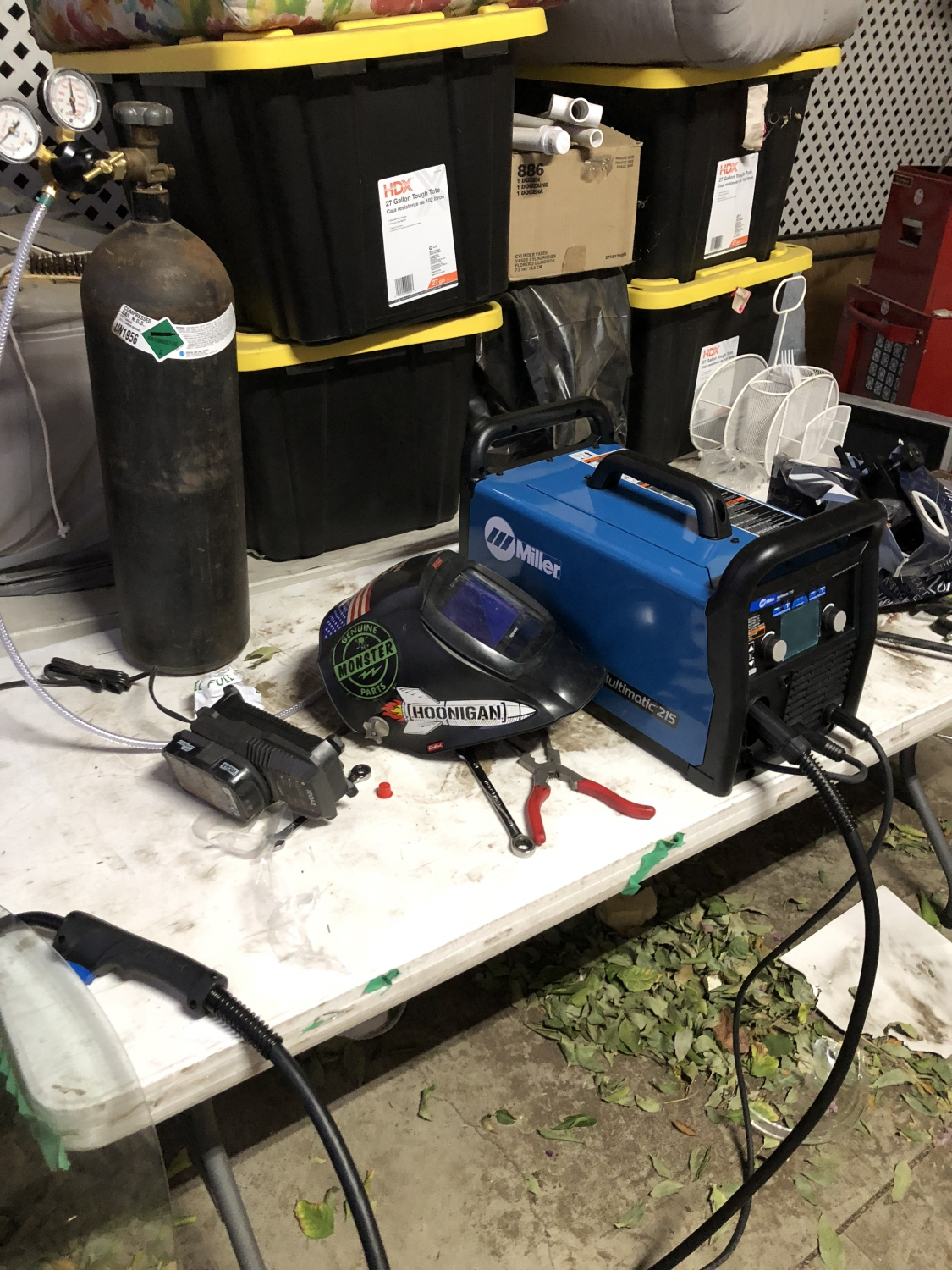Miller Multimatic 215 Multiprocess Welder 907693 Bobcat Starter Wiring Diagram I Honestly Recommend This Over Any Other Im Loving It Makes Easy To Teach A Newbie Great For Project