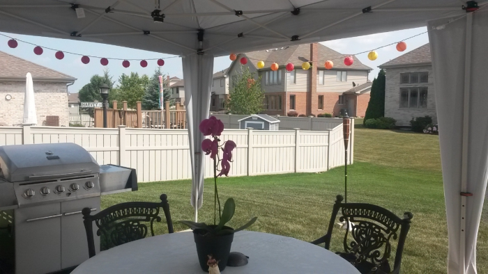 I would recommend this item to a friend. & Undercover 10 x 20 Professional-Grade Aluminum Popup Shade Package ...