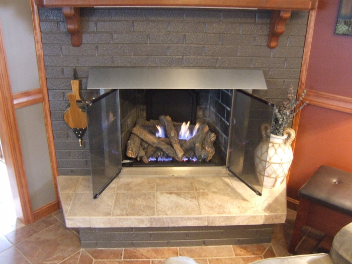 The 1 Fireplace Hood Heat Deflector Store Top Selection
