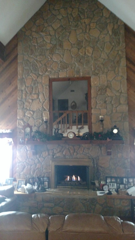 Real Fyre See Thru 24 Quot Split Oak Ventless Natural Gas Logs