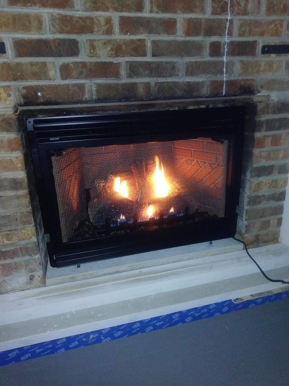 Empire Medium Innsbrook Vent Free Gas Fireplace Insert