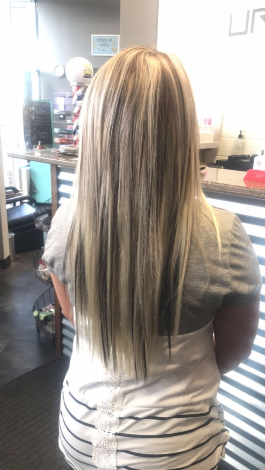 18 I Tip Hair Extensions