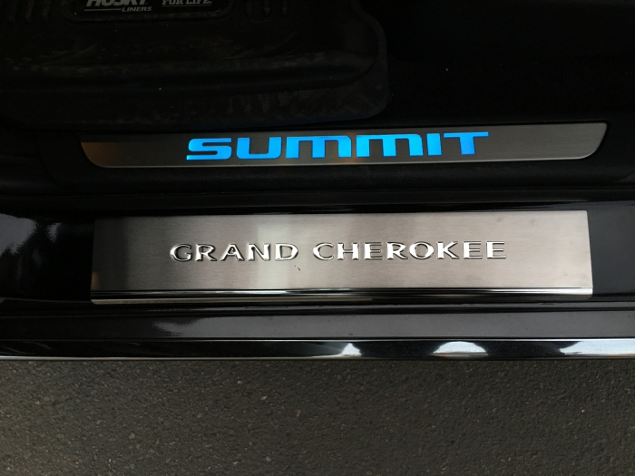 Jeep Grand Cherokee Door Sill Guards for 2011-2020 Grand ...