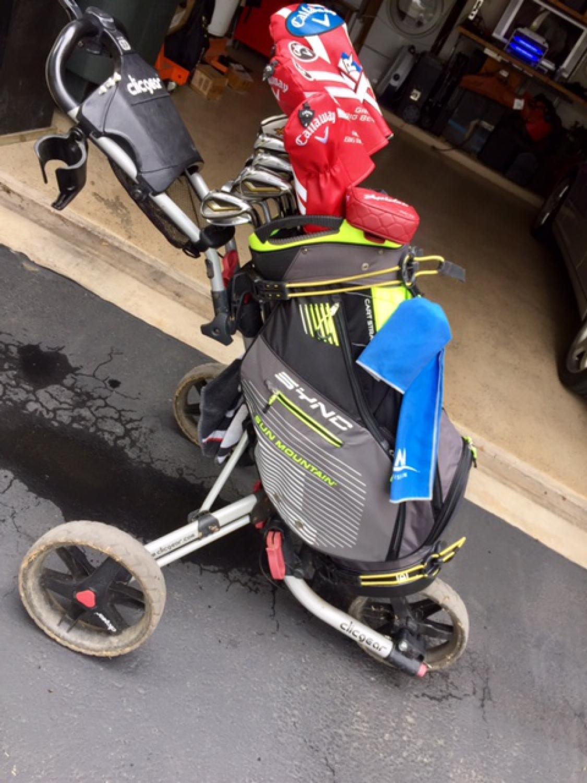 Sun Mountain 2017 Sync Cart Bag Rockbottomgolf Com