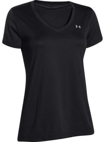 Under Armour Women's Tech V-Neck T-Shirt