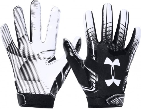Under Armour Youth F6 Football Receiver Gloves
