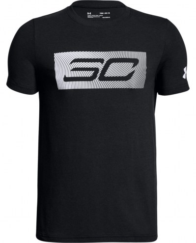 Under Armour Boys' SC30 Logo T-Shirt