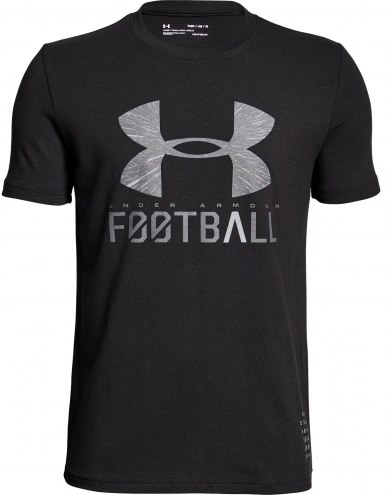 Under Armour Football Lockup Boys' T-Shirt