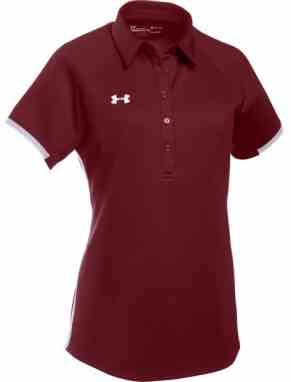 Under Armour Women's Rival Custom Polo Shirt