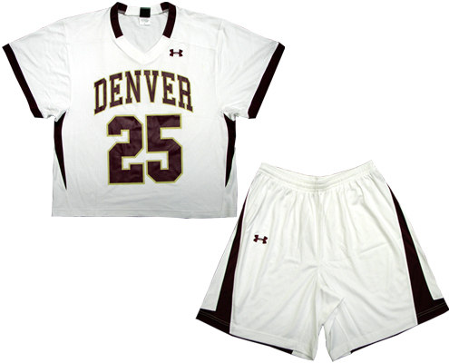 Under Armour Stock Cooker Youth Lacrosse Uniform