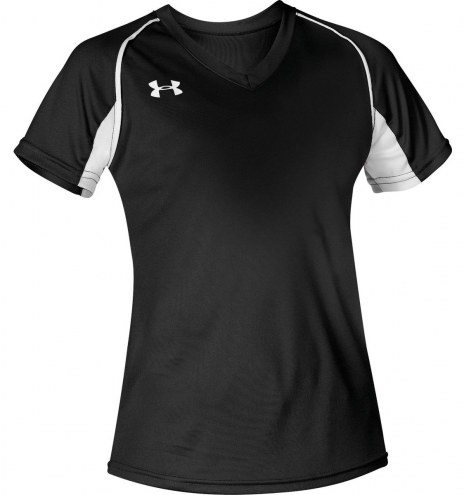 Under Armour Girls' Next V-Neck Custom Softball Jersey