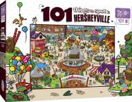 101 Things to Spot In Hersheyville 101 Piece Puzzle