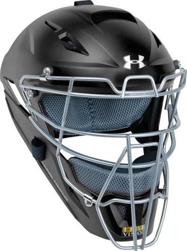 Under Armour Converge Matte Youth Baseball Catcher's Helmet