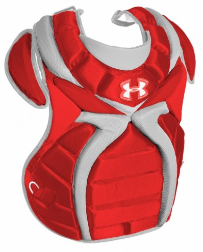 Under Armour Womens Fastpitch Pro Softball Catchers Chest Protector - On Clearance