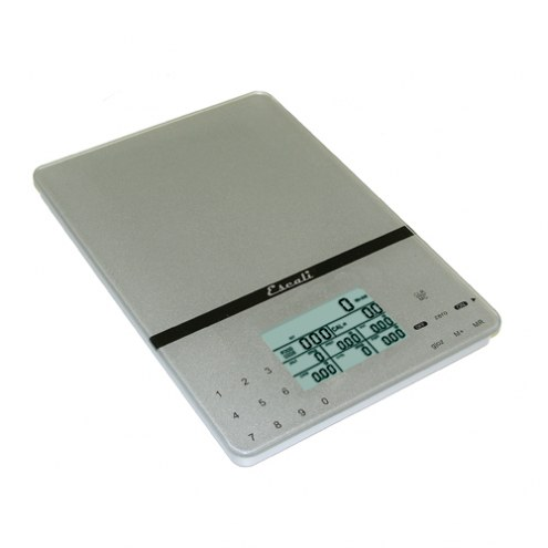 Escali Cesto Portable Nutritional Tracker Scale
