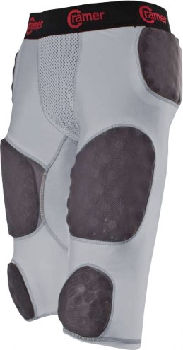 Cramer Skill 7 Pad Adult Integrated Football Girdle