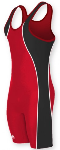 adidas aS107s Men's Wrestling Singlet
