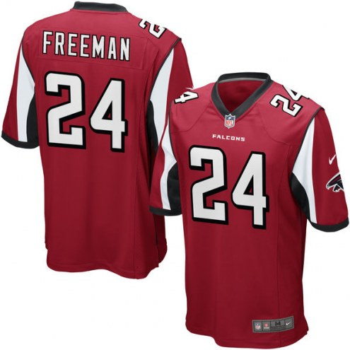 Nike NFL Atlanta Falcons Devonta Freeman Youth Game Football Jersey
