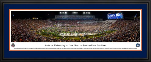 Auburn Tigers Football Iron Bowl Panorama
