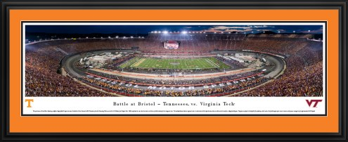 Tennessee Volunteers Battle at Bristol Panorama