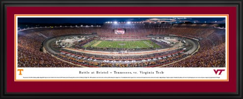 Virginia Tech Hokies Battle at Bristol Panorama