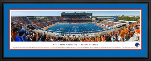 Boise State Broncos Football Panorama