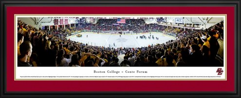Boston College Eagles Hockey Panorama