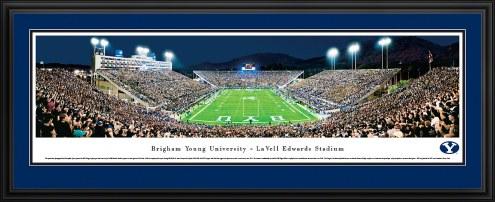BYU Cougars Stadium Panorama