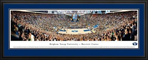 BYU Cougars Basketball Panorama