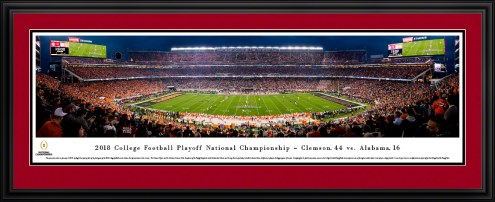 Clemson vs. Alabama 2019 College Football National Championship Game Panorama