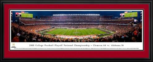 Clemson vs. Alabama 2019 College Football National Championship Game Panorama