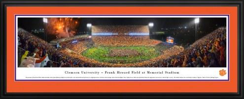 Clemson Tigers Memorial Stadium Panorama