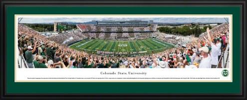 Colorado State Rams Football Panorama