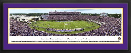 East Carolina Pirates Stadium Panorama
