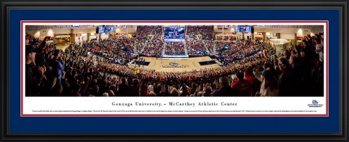 Gonzaga Bulldogs Basketball Panorama