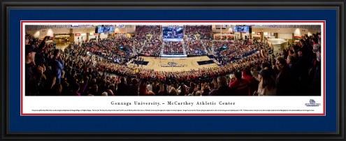 Gonzaga Bulldogs Basketball Panorama