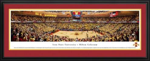 Iowa State Cyclones Basketball Panorama
