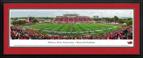 Illinois State Redbirds 50 Yard Line Stadium Panorama