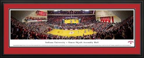 Indiana Hoosiers Basketball Panorama